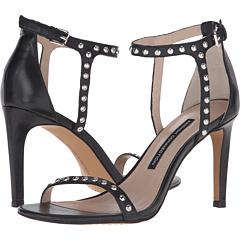フレンチ コネクション 黒 ブラック レディース 女性用 靴 ミュール レディース靴 【 BLACK FRENCH CONNECTION LIBBY 】