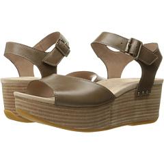 ウォールナット レディース 女性用 レディース靴 ミュール 靴 【 DANSKO SILVIE WALNUT BURNISHED 】