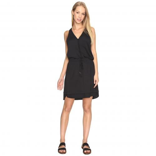 ドレス ワンピース 黒 ブラック レディース 女性用 レディースファッション 【 BLACK LOLE ABISHA DRESS 】