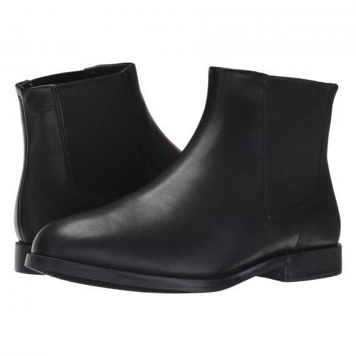 キャンパー ボウイ 黒 ブラック レディース 女性用 レディース靴 靴 ブーツ 【 BLACK CAMPER BOWIE K400023 】