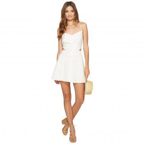 ドルチェ ヴィータ ビー ドレス ワンピース オプティック 白 ホワイト レディース 女性用 レディースファッション 【 DOLCE VITA BEE DRESS OPTIC WHITE 】