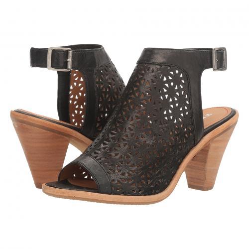 ペイズリー 黒 ブラック レディース 女性用 レディース靴 ミュール 靴 【 BLACK TRASK PAISLEY 】