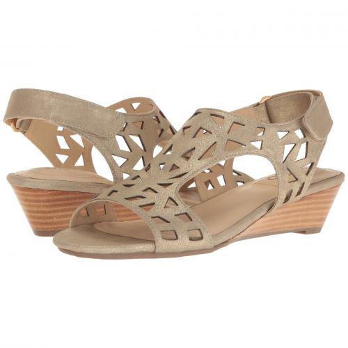 トゥー シエナ ゴールド 金 レディース 女性用 レディース靴 サンダル 靴 【 ME TOO SIENNA PALE GOLD 】