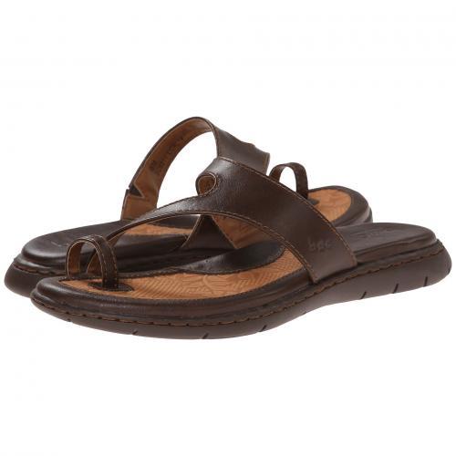 茶 ブラウン B.O.C. レディース 女性用 靴 レディース靴 ミュール 【 LAURINA BROWN PU 】