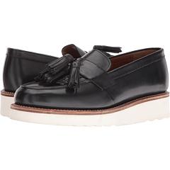 クララ 黒 ブラック レディース 女性用 レディース靴 カジュアルシューズ 靴 【 BLACK GRENSON CLARA 】
