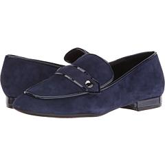 ナイン ウェスト スエード スウェード レディース 女性用 カジュアルシューズ 靴 レディース靴 【 NINE WEST XCEPT NAVY SUEDE 】