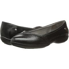 黒 ブラック レディース 女性用 靴 カジュアルシューズ レディース靴 【 BLACK LIFESTRIDE LADYLIKE 】