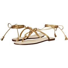 リリー サンダル ゴールド 金 メタル レディース 女性用 ミュール 靴 レディース靴 【 LILLY PULITZER LACEY SANDAL GOLD METAL 】