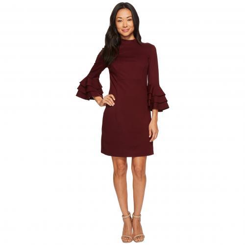 ディラン ドレス ワンピース レディース 女性用 レディースファッション 【 TRINA TURK DYLAN 2 DRESS MALBEC 】