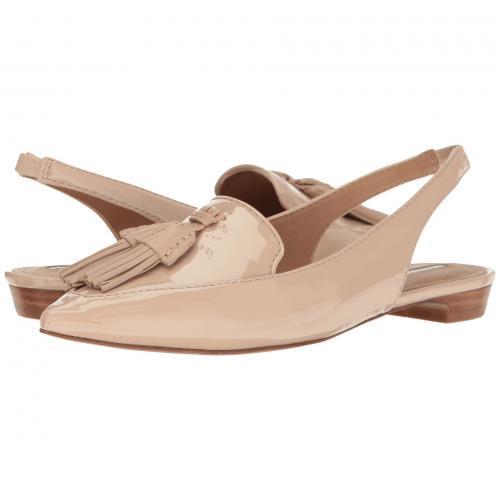 ヌード パテント レディース 女性用 靴 レディース靴 カジュアルシューズ 【 TAHARI PAULINA NUDE PATENT 】