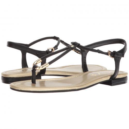 黒 ブラック レディース 女性用 ミュール 靴 レディース靴 【 BLACK UNISA DANNIEL 】