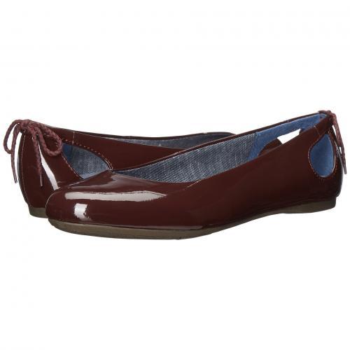 ゴシップ メルロー パテント DR. SCHOLL'S レディース 女性用 靴 レディース靴 カジュアルシューズ 【 GOSSIP MERLOT PATENT 】