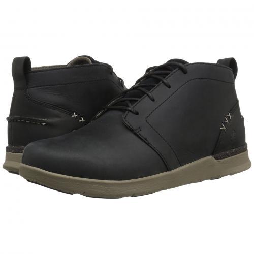スーパーフィート ダグラス 黒 ブラック メンズ 男性用 靴 メンズ靴 ブーツ 【 BLACK SUPERFEET DOUGLAS 】