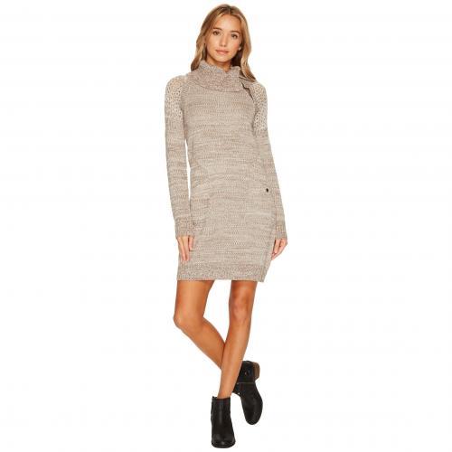 ドレス ワンピース アース GRAY灰色 グレイ レディース 女性用 レディースファッション 【 GREY PRANA ARCHER DRESS EARTH 】