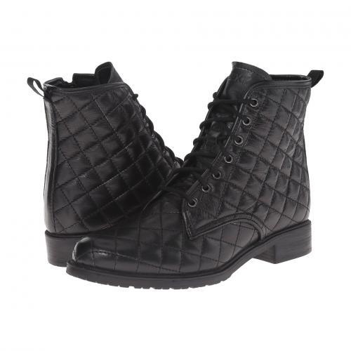 ランド 黒 ブラック カシミヤ レディース 女性用 靴 レディース靴 ブーツ 【 BLACK THE FLEXX A LAND LONE CASHMERE 】