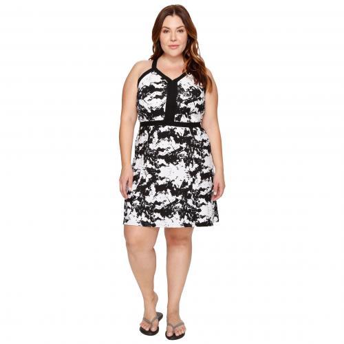 プラス サイズ アンブル ドレス ワンピース レディース 女性用 レディースファッション 【 SOYBU PLUS SIZE AMBLE DRESS SHATTERED 】