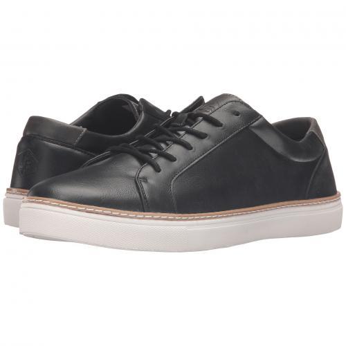 スニーカー メンズ 男性用 靴 メンズ靴 【 UNIONBAY WOODINVILLE SNEAKER BLACK GRAY 】