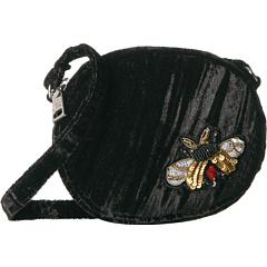 スティーブ スティーブマッデン 黒 ブラック レディース 女性用 バッグ ブランド雑貨 レディースバッグ ハンドバッグ 小物 【 BLACK STEVE MADDEN LOTUS 】