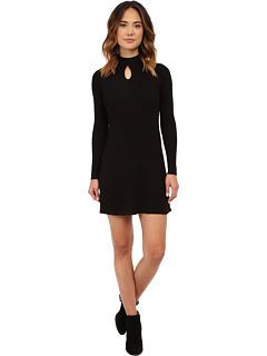 ルーカ イントゥ ファースト ドレス ワンピース 黒 ブラック レディース 女性用 レディースファッション 【 RVCA BLACK INTO FIRST DRESS 】