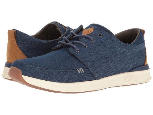 ローバー ロー メンズ 男性用 スニーカー 靴 メンズ靴 【 REEF ROVER LOW TX NAVY DENIM 】