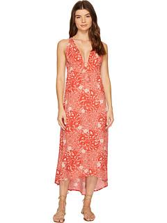 O'NEILL オニール リブレ ドレス ワンピース レディース 女性用 レディースファッション 【 LIBRE DRESS POINTSETTIA 】