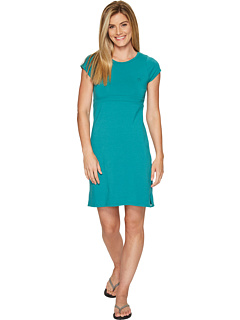ハイ コースト ドレス ワンピース コッパー 銅 緑 グリーン FJ LLR VEN レディース 女性用 レディースファッション 【 GREEN HIGH COAST DRESS COPPER 】