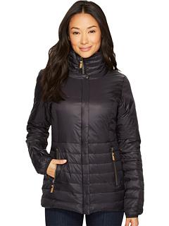 フィグ カジュアル ファッション ジャケット 黒 ブラック レディース 女性用 アウター コート レディースファッション 【 BLACK FIG CLOTHING AAR JACKET 】