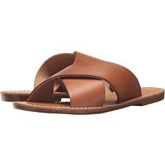 サンダル レディース 女性用 レディース靴 ミュール 靴 【 SOLUDOS CRISSCROSS SANDAL VACHETTA 】