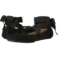 ステラ ネクタイ フラット 黒 ブラック レディース 女性用 レディース靴 靴 カジュアルシューズ 【 BLACK YOSI SAMRA STELLA TIE FLAT 】