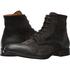 ダーク 茶 ブラウン スエード スウェード メンズ 男性用 メンズ靴 靴 ブーツ 【 BRUNO MAGLI PALERMO DARK BROWN SUEDE 】