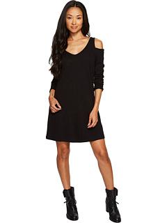 モルガン Tシャツ ドレス ワンピース 黒 ブラック レディース 女性用 レディースファッション 【 BLACK SANCTUARY MORGAN TSHIRT DRESS 】