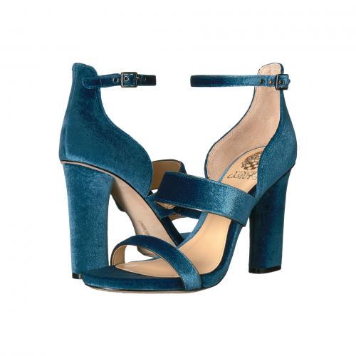 ビンス レディース 女性用 サンダル レディース靴 靴 【 VINCE CAMUTO ROBEKA PEACOCK TITANIUM 】