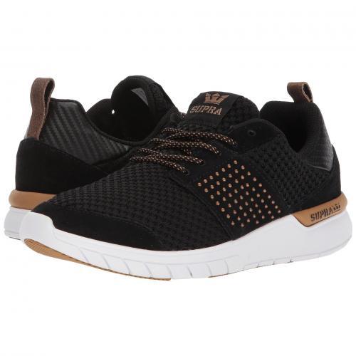 スープラ レディース 女性用 レディース靴 靴 スニーカー 【 SUPRA SCISSOR BLACK COPPER WHITE 】