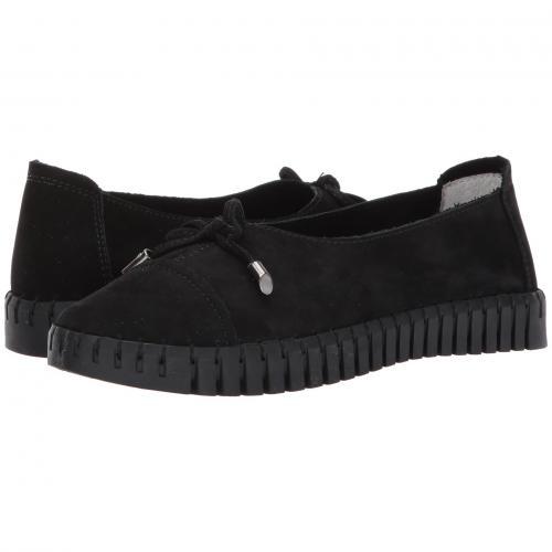 黒 ブラック MEV. レディース 女性用 レディース靴 靴 スニーカー 【 BLACK BERNIE TW 50 】