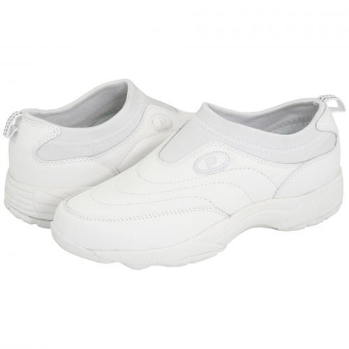 ウォッシュ ウェア スリッポン 白 ホワイト & レディース 女性用 靴 レディース靴 スニーカー 【 SLIPON PROPET WASH WEAR WHITE 】