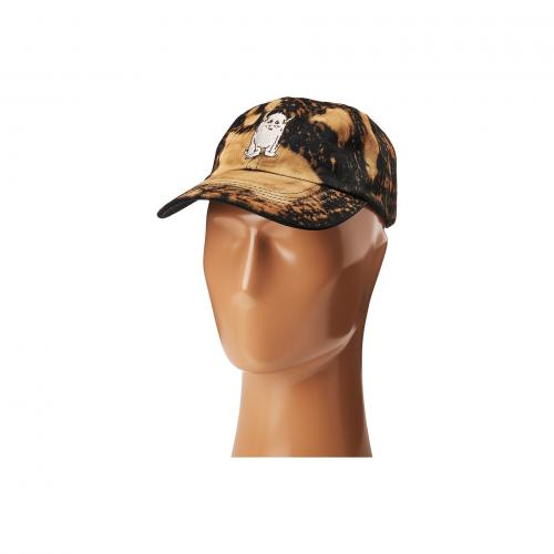 ブリーチ ダダ ハット ビーニー レディース 女性用 バッグ 小物 ブランド雑貨 レディース帽子 帽子 【 DEPRESSED MONSTERS YERMAN BLEACHED DAD HATS BLACK BLEACH 】
