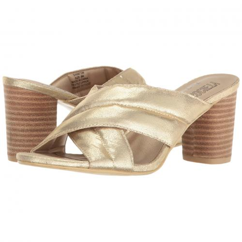 ソサエティー シャイン ゴールド 金 ファブリック レディース 女性用 レディース靴 靴 サンダル 【 MATISSE X AMUSE SOCIETY SHINE ON GOLD FABRIC 】