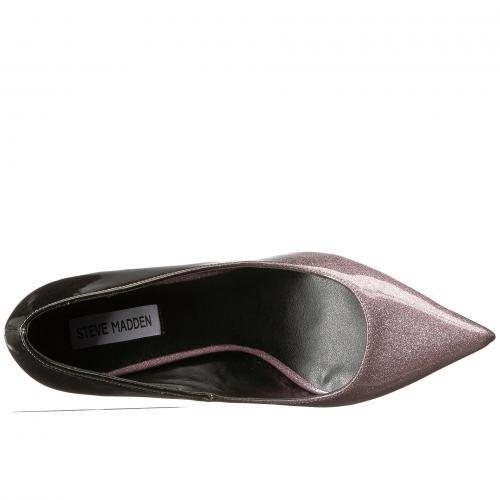 c3b9c018346 ... スティーブスティーブマッデン紫パープルマルチレディース女性用パンプスレディース靴靴 PURPLESTEVEMADDENPOETMULTI   ...