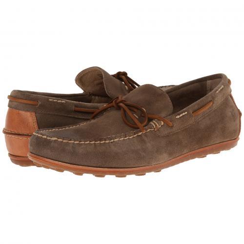 フライ ハリス ネクタイ GRAY灰色 グレイ スエード スウェード メンズ 男性用 靴 メンズ靴 【 GREY FRYE HARRIS TIE OILED SUEDE 】