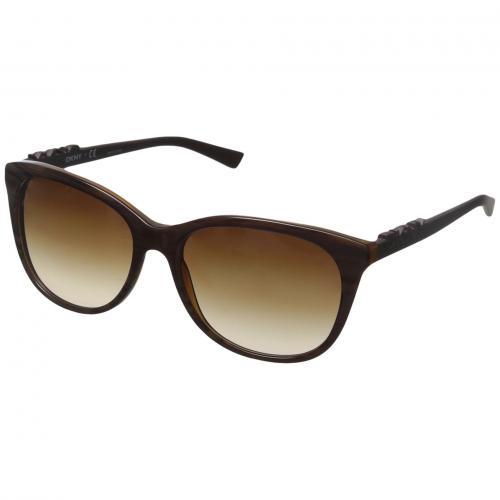 ダナキャランニューヨーク 茶 ブラウン レディース 女性用 サングラス 小物 ブランド雑貨 バッグ 眼鏡 【 DKNY 0DY4126 BROWN GRADIENT 】