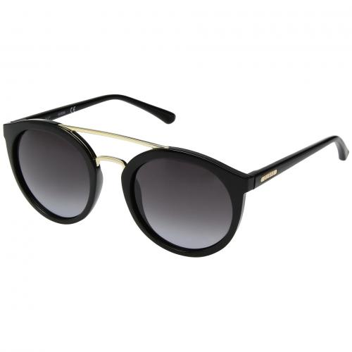 ゲス シャイニー スモーク レディース 女性用 バッグ 小物 眼鏡 サングラス ブランド雑貨 【 GUESS GU7387 SHINY BLACK GRADIENT SMOKE 】