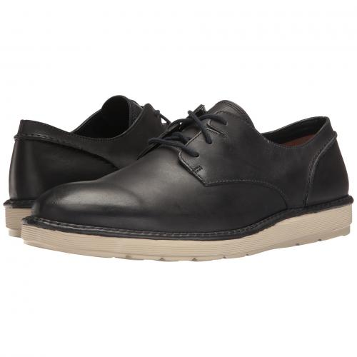 クラークス レース 紺 ネイビー レザー メンズ 男性用 ビジネスシューズ 靴 メンズ靴 【 NAVY CLARKS FAYEMAN LACE LEATHER 】