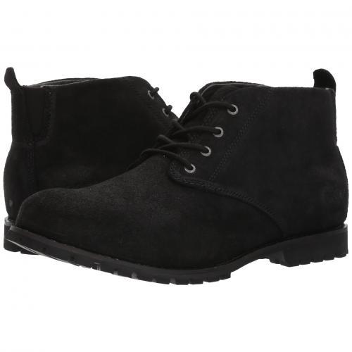 ジョニー チャッカ 黒 ブラック メンズ 男性用 メンズ靴 靴 ブーツ 【 BLACK BOGS JOHNNY CHUKKA II 】