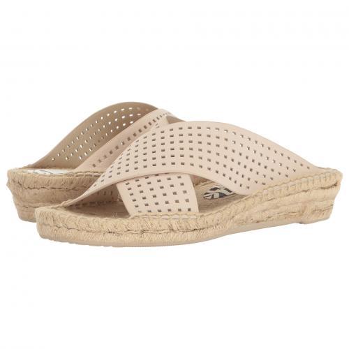ドルチェ ヴィータ ヌバック レディース 女性用 靴 ミュール レディース靴 【 DOLCE VITA LOKI EGGSHELL PERFORATED NUBUCK 】