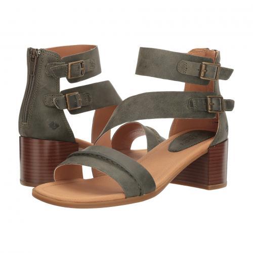 ニューヨーク オリーブ レディース 女性用 ミュール 靴 レディース靴 【 OLIVE SPERRY ADELIA YORK 】