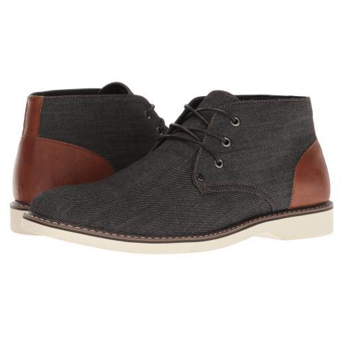 スティーブ スティーブマッデン 黒 ブラック メンズ 男性用 ブーツ 靴 メンズ靴 【 BLACK STEVE MADDEN DOYLE 】