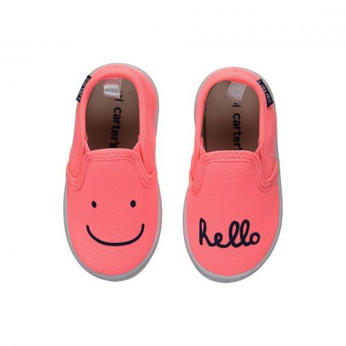 ピンク 子供用 リトルキッズ 靴 スニーカー ベビー マタニティ キッズ 【 PINK CARTERS TWEEN 5 TODDLER 】