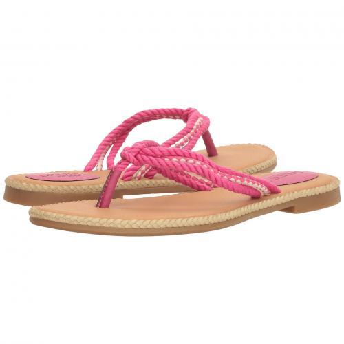 アンカー ボックス ラズベリー レディース 女性用 靴 レディース靴 ミュール 【 SPERRY ANCHOR COY BOX RASPBERRY 】