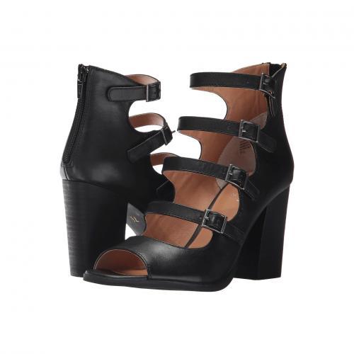 黒 ブラック レザー レディース 女性用 靴 レディース靴 サンダル 【 BLACK SEYCHELLES KAYAK LEATHER 】