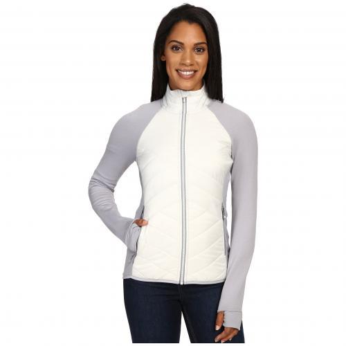 ジャケット 白 ホワイト レディース 女性用 レディースファッション アウター コート 【 SMARTWOOL CORBET 120 JACKET DOGWOOD WHITE 】